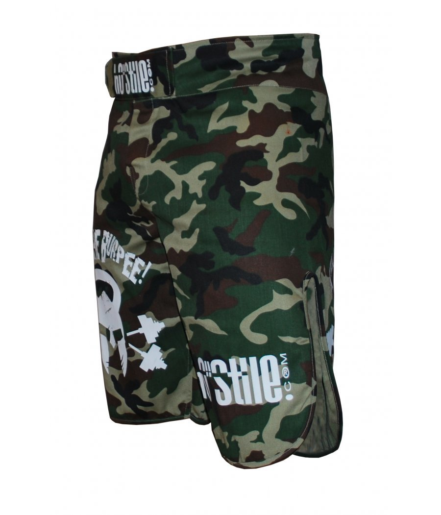 Šortky Kill the Burpee! 2.0 Camo *L* HO-STILE