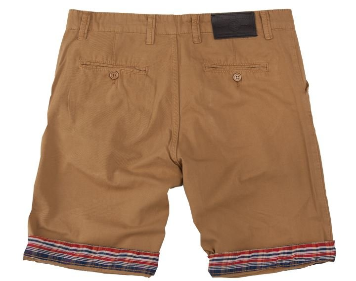 Kraťasy Vintage Chino Sand *M* PITBULL WEST COAST