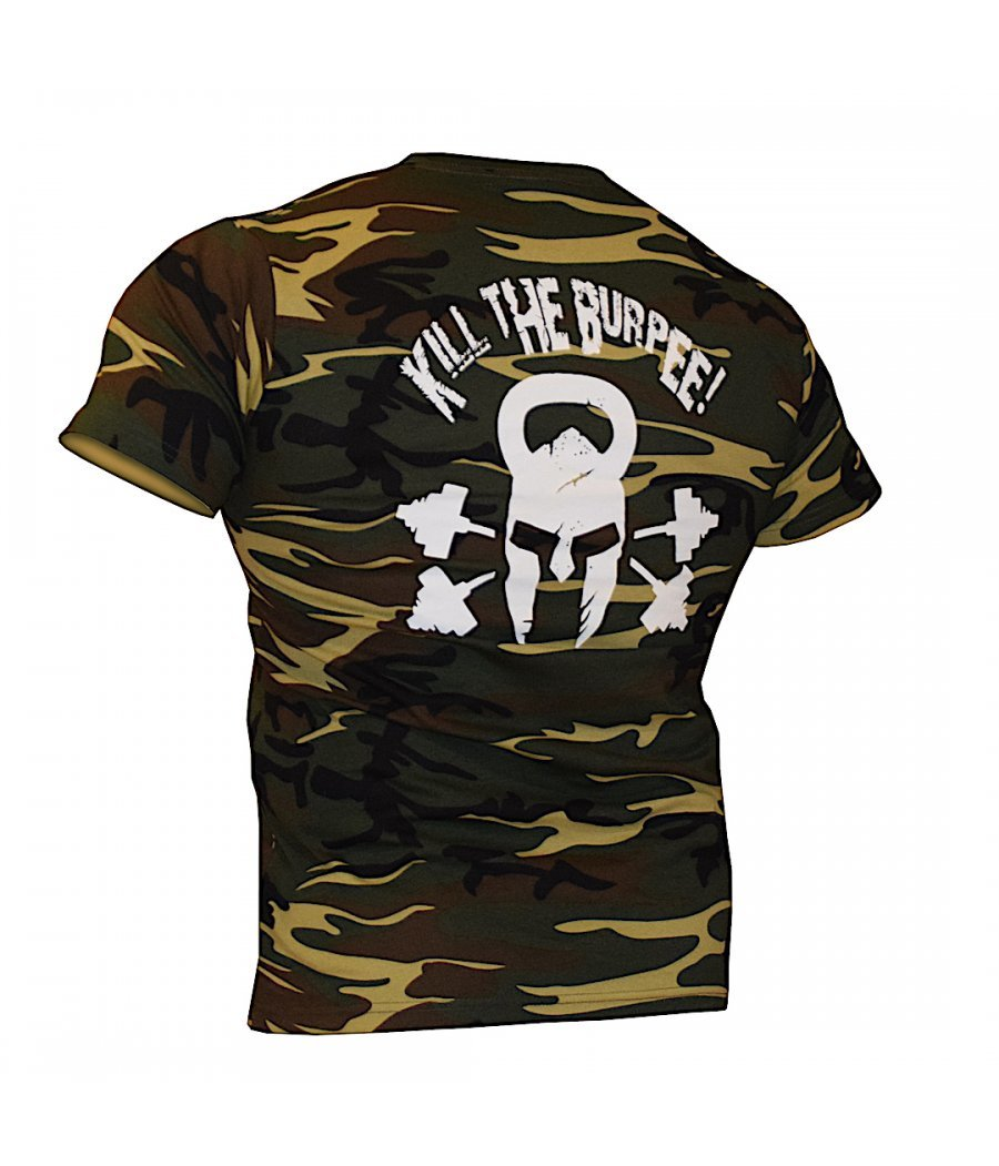Triko Kill the Burpee! 2.0 Camo *M* HO-STILE