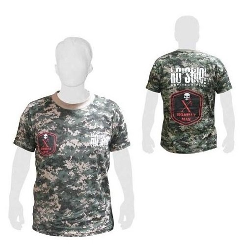 Triko Digital Camo Woodland X° MAS Kombat Limited Edition *S* HO-STILE
