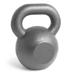 Kettlebell Classic Silver