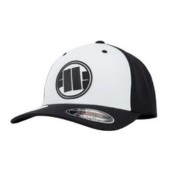 Kšiltovka Full Cap New Logo White/Black *L/XL* PITBULL WEST COAST VENUM