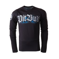 Rashguard LS BED VI 2015 PITBULL WEST COAST