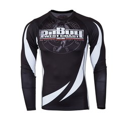 Rashguard LS Judo 2015 PITBULL WEST COAST