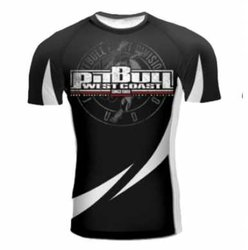 Rashguard SS Judo 2015 PITBULL WEST COAST