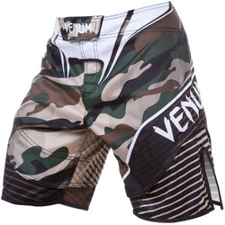 Šortky Camo Hero Green/Brown VENUM