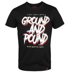 Triko Ground And Pound Black VENUM