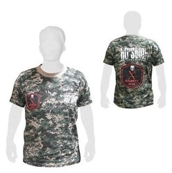 Triko Digital Camo Woodland X° MAS Kombat Limited Edition HO-STILE